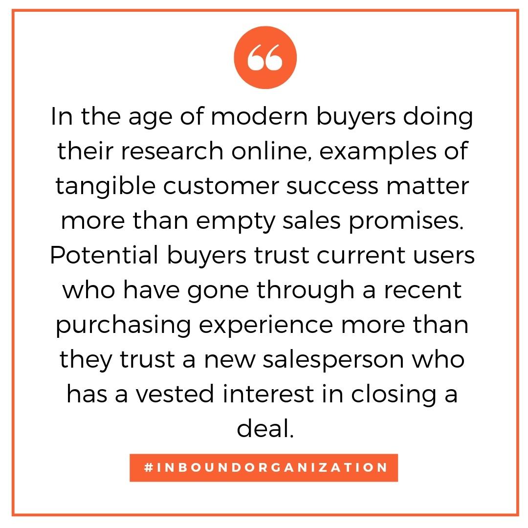 Customer Success reviews
